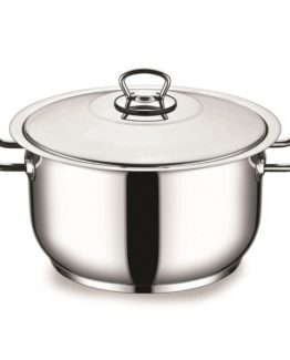 Schafer Senta Steel Deep pot 18 Cm