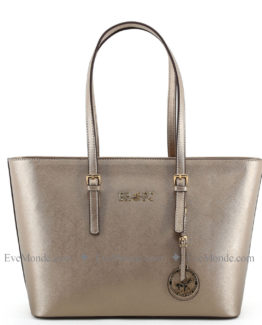Women handbags from Beverly Hills Polo Club 562 - Altın