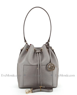 Women handbags from Beverly Hills Polo Club 591 - Platin