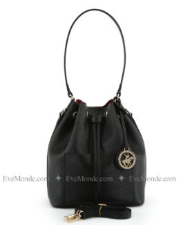 Women handbags from Beverly Hills Polo Club 591 - Siyah
