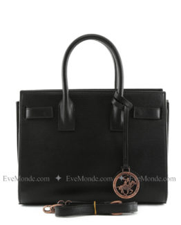 Women handbags from Beverly Hills Polo Club 594 - Siyah