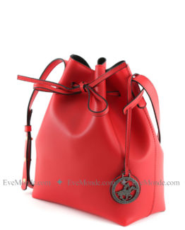 Women handbags from Beverly Hills Polo Club 595 - Red
