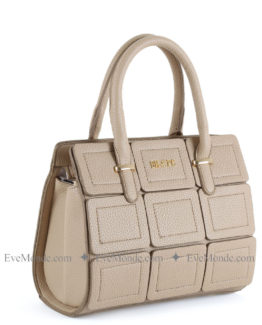 Women handbags from Beverly Hills Polo Club 596 - Beige