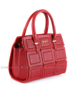 Women handbags from Beverly Hills Polo Club 596 - Red