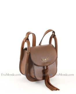 Women handbags from Beverly Hills Polo Club 4723 - Tan