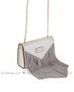 Women handbags from Beverly Hills Polo Club 4705 - Beige