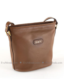 Women handbags from Beverly Hills Polo Club 3990 - Tan