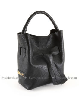 Women handbags from Beverly Hills Polo Club 2529 - Black