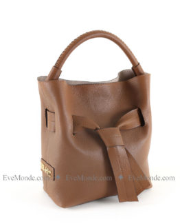 Women handbags from Beverly Hills Polo Club 2529 - Tan