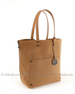 Women handbags from Beverly Hills Polo Club 599 - Tan
