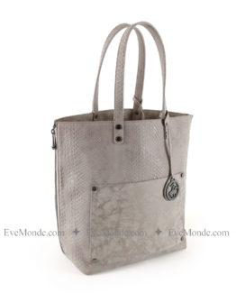 Women handbags from Beverly Hills Polo Club 599 - Platin
