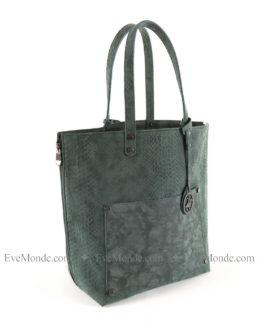 Women handbags from Beverly Hills Polo Club 599 - Green