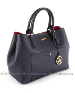 Women handbags from Beverly Hills Polo Club 589 - Dark Blue
