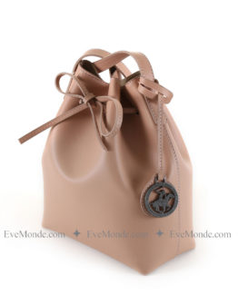 Women handbags from Beverly Hills Polo Club 595 - Powder
