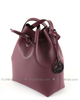 Women handbags from Beverly Hills Polo Club 595 - Purple
