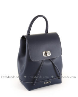 Women handbags from Beverly Hills Polo Club 598 - Dark Blue