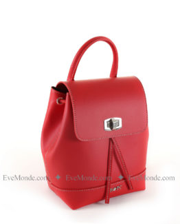 Women handbags from Beverly Hills Polo Club 598 - Red