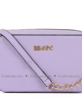 Women handbags from Beverly Hills Polo Club 592 - Lilac