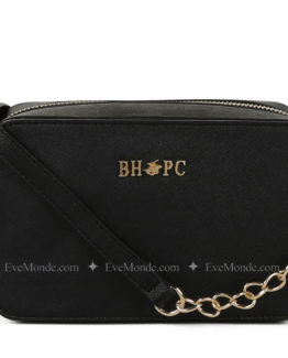 Women handbags from Beverly Hills Polo Club 592 - Black