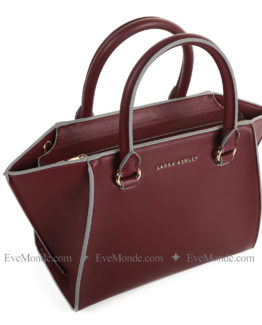 Women handbags from Laura Ashley Lincoln - Claret Red