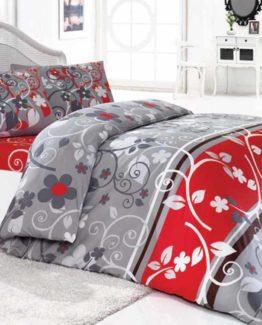 Baysal double  Sleep set Letya Gri