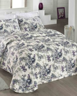 Soley SingleBed Covered Belinda Lila