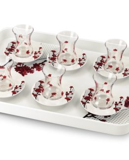 Schafer Fine Bone Diva 13 Piece Tea Set SHF-355