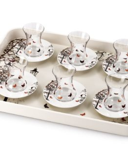 Schafer Fine Bone Diva 13 Piece Tea Set SHF-360