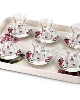 Schafer Fine Bone Diva 13 Piece Tea Set SHF-380