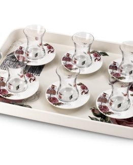 Schafer Fine Bone Diva 13 Piece Tea Set SHF-390