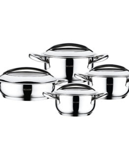 Schafer 8 Pieces Amanda pot Set