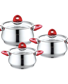 Schafer 6 Pieces Nova pot Set
