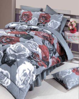 Kupon double  Sleep set Garden Gri