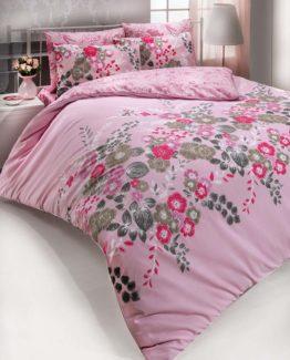 Kupon double  Duvet Cover Set  Flora Pink 2