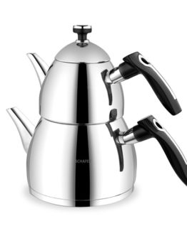 Schafer Rubin Large size Kettles Black