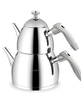 Schafer Rubin Large size Kettles White