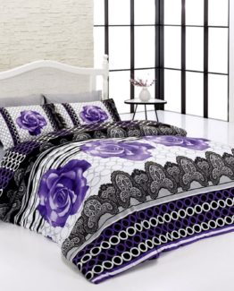 Belenay double  Sleep set-roseşah Lila