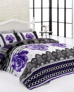 Belenay double  Sleep set-roseşah Lila