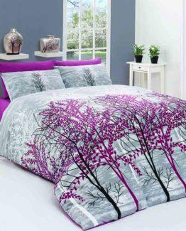 Belenay double  Sleep set-Natura Bordo