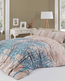 Belenay double  Sleep set-Natura turquoise