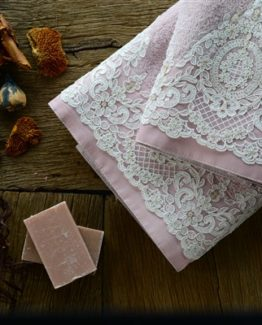 Minteks Elisabeth 2`li boxed  50x90 Towel