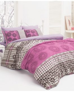 Belenay double  Sleep set Beliz Plum