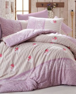 Minteks double  Duvet Cover Set  Emily
