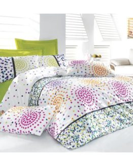 Baysal double  Duvet Cover Set  İndiana Green