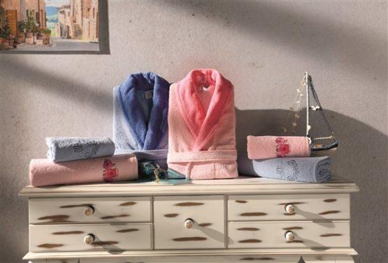 Soley Klasik Family set Blue-Pink