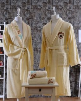 Minteks CanvasBathrobe set (Alfa)