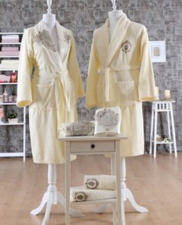 Minteks PrincesBathrobe set (First Lady)