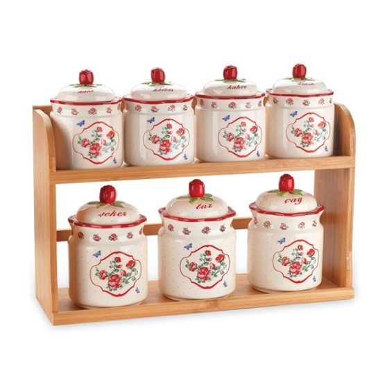 Schafer 15 Pieces Roseblatt Spice Set (58130)