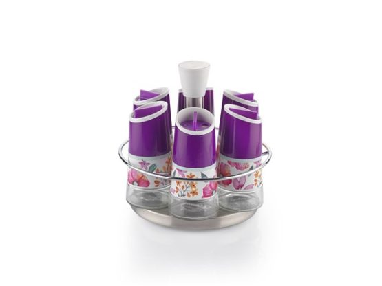 Schafer Nesting 7 Pieces Spice Set (MOR05)