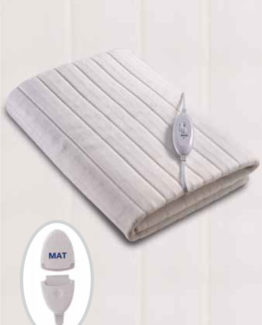 MELSAN SMART 80x150 Electric BLANKET MS20101 YIKANABİLİR